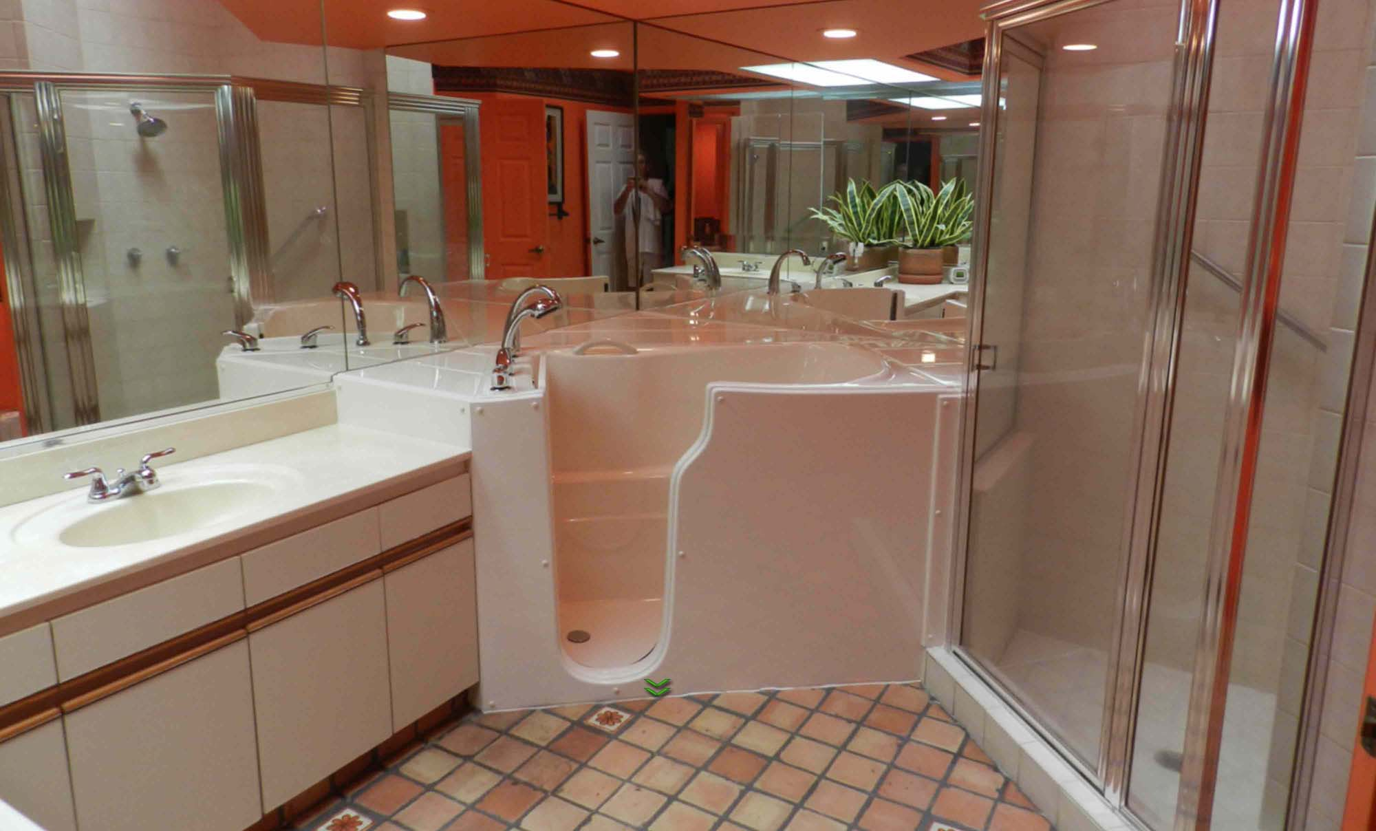 Elegant Senior Care Walk In Bathtubs USA